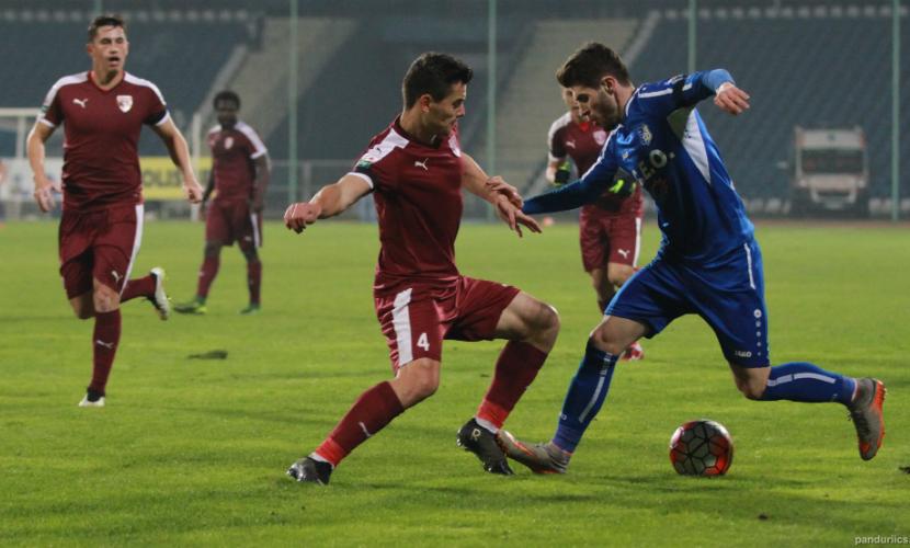 FC Voluntari v FC Botosani