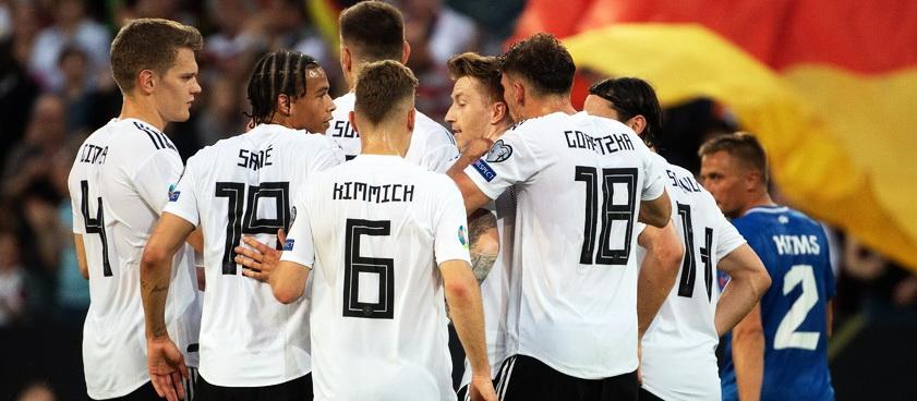 Estonia - Germania. Pronosticuri Calificari EURO 2020