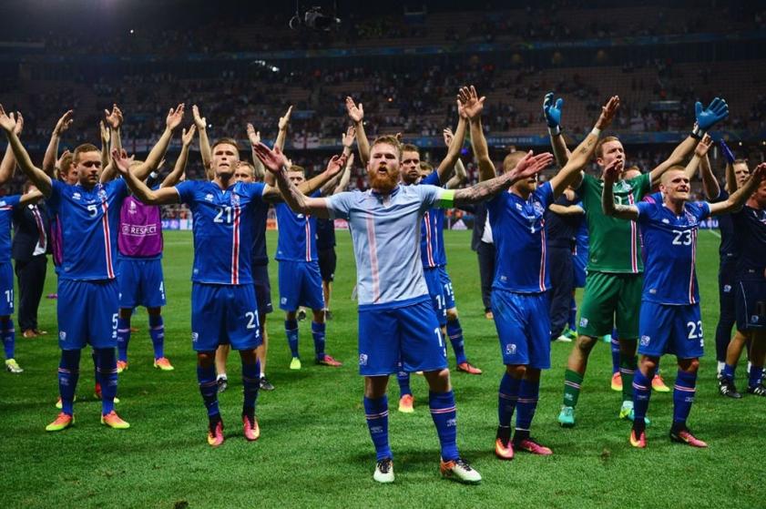 Исландия - Хорватия. Квалификация к ЧМ-2018. У-у-у-ух!