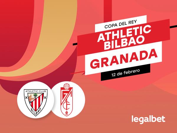 Antxon Pascual: Previa, análisis y apuestas Athletic Bilbao - Granada, Copa del Rey 2020.