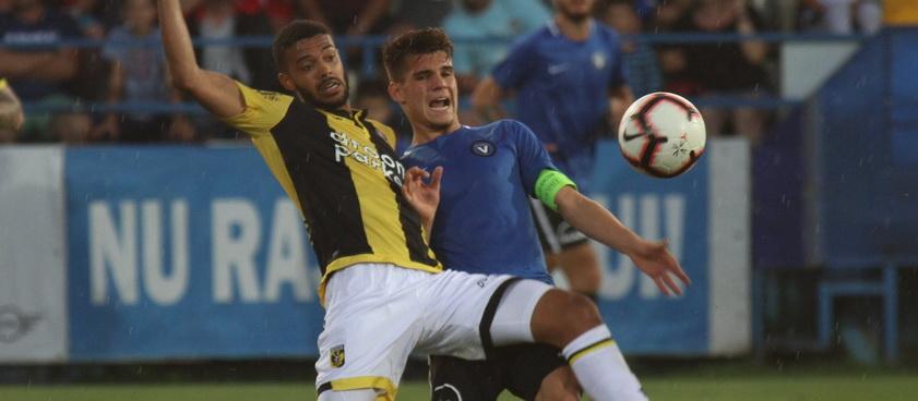 Vitesse Arnhem - FC Viitorul. Pontul lui Karbacher