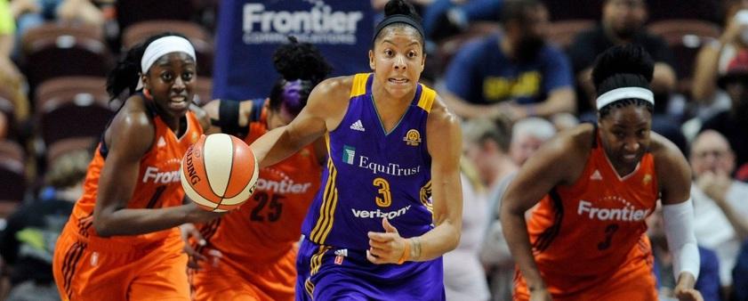 «Лос-Анджелес Спаркс» - «Коннектикут Сан»: прогноз на регулярный сезон WNBA