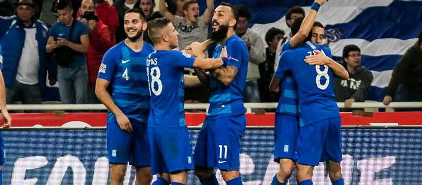 Finlanda - Grecia. Pronosticuri Liga Natiunilor