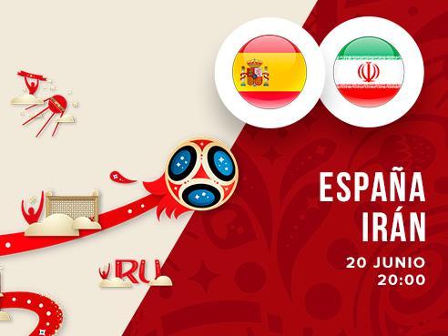 Previa Irán - España: Mejores cuotas y apuestas para el partido