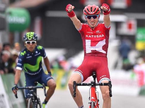 Giro d'Italia 2017 - cine se impune pe Etna?