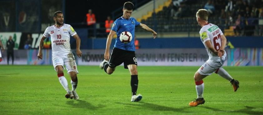 FC Hermannstadt - FC Viitorul. Pronosticuri Ponturi pariuri sportive Liga 1 Betano
