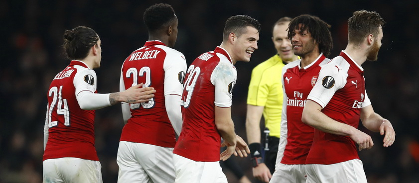 Arsenal - Napoli: Ponturi fotbal Europa League