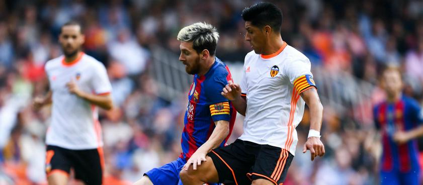 Champions League: El Sevilla - FC Barcelona - Legalbet.es