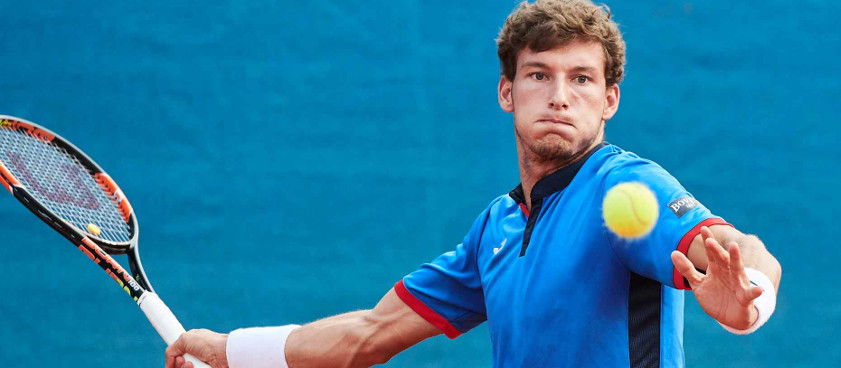 Pronóstico Carreño - Chardy, ATP Estoril 2019