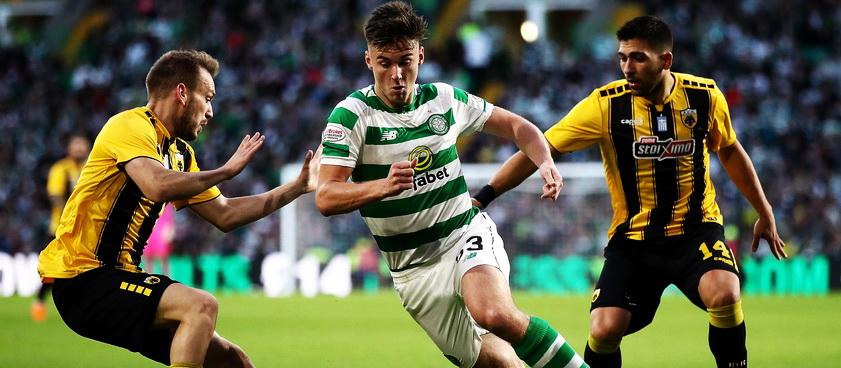 AEK Atena - Celtic Glasgow. Pontul lui Karbacher