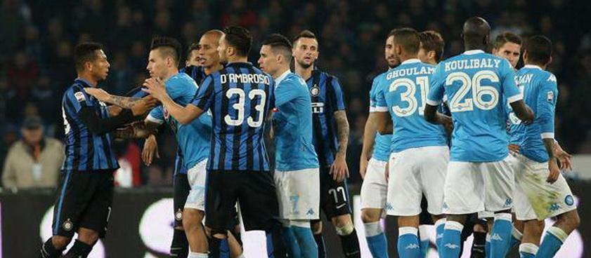 Napoli - Inter: Predictii fotbal Serie A