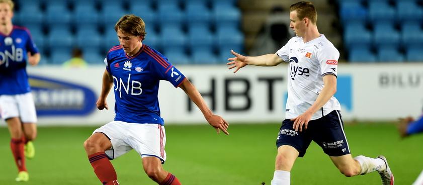 Ham-Kam - Viking FK. Pontul lui Nica