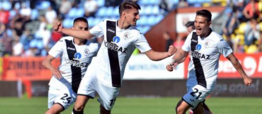 Gaz Metan Medias - FC Juventus Bucuresti. Pontul lui Wallberg