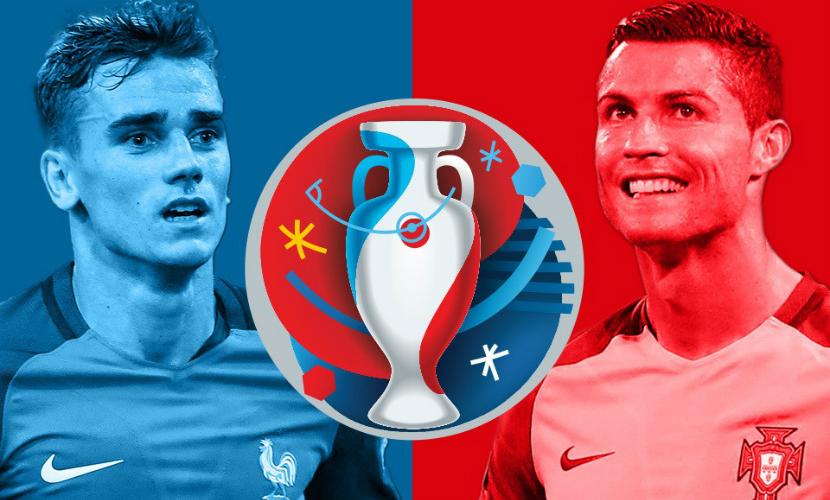 Finala Euro 2016: Franta sau Portugalia?
