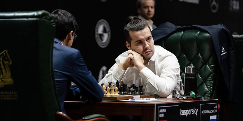 Время делать ставки на шахматы