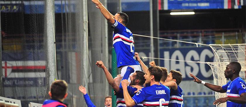 Pariul meu din fotbal Sampdoria vs Cagliari