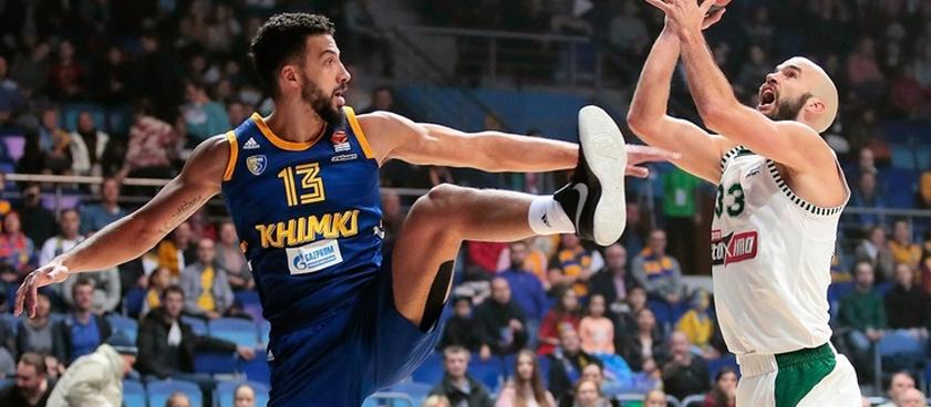 «Химки» — «Панатинаикос»: прогноз на матч «регулярки» Евролиги. О, эти сдвоенные туры!