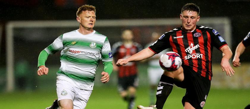 Bohemians Dublin - Sligo Rovers. Pontul lui Nica