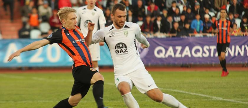 «Шахтер» – «Атырау»: прогноз на встречу в Казахстанской Премьер-лиге