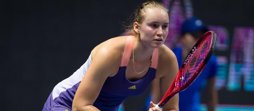 Прогноз на матч WTA Санкт-Петербург Рыбакина – Бертенс: третий финал в сезоне у Елены