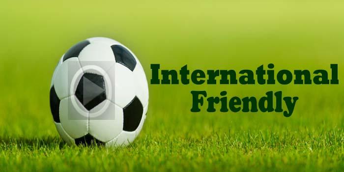 Сборные. Товарищеские матчи. Португалия - Эстония: крайний залп
