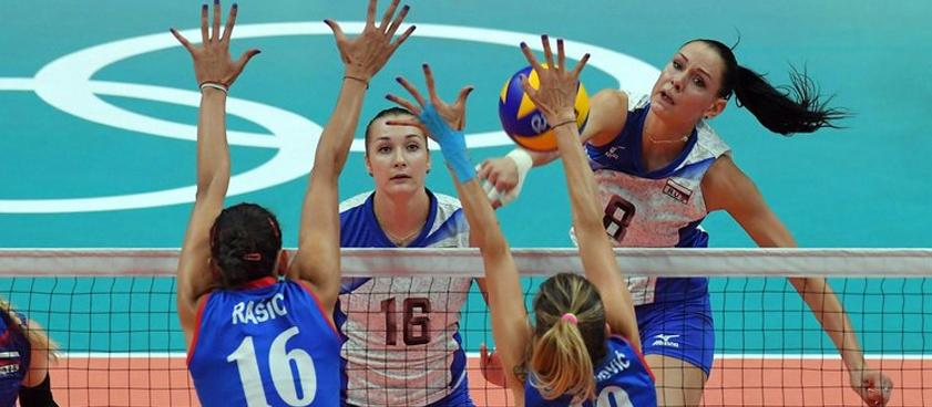 Россия – Сербия: прогноз на Кубок мира по волейболу среди женщин