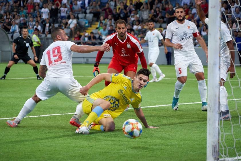 «Валлетта» – «Астана»: прогноз на 3-й квалификационный раунд Лиги Европы