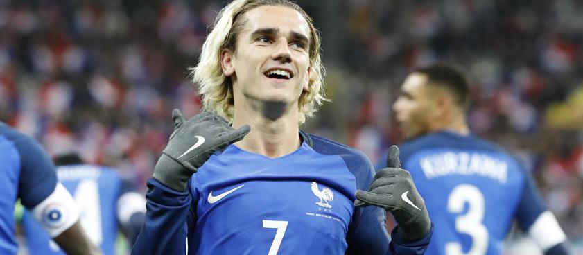 Pronóstico Holanda - Francia, UEFA Nations League 16.11.2018