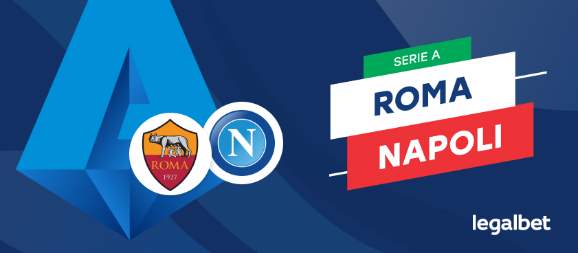 AS Roma - SSC Napoli, cote la pariuri, ponturi şi informaţii