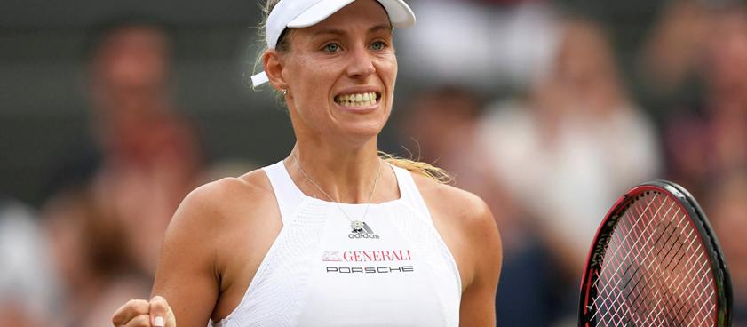 Анжелика Кербер – Анетт Контавейт: прогноз на теннис от VanyaDenver