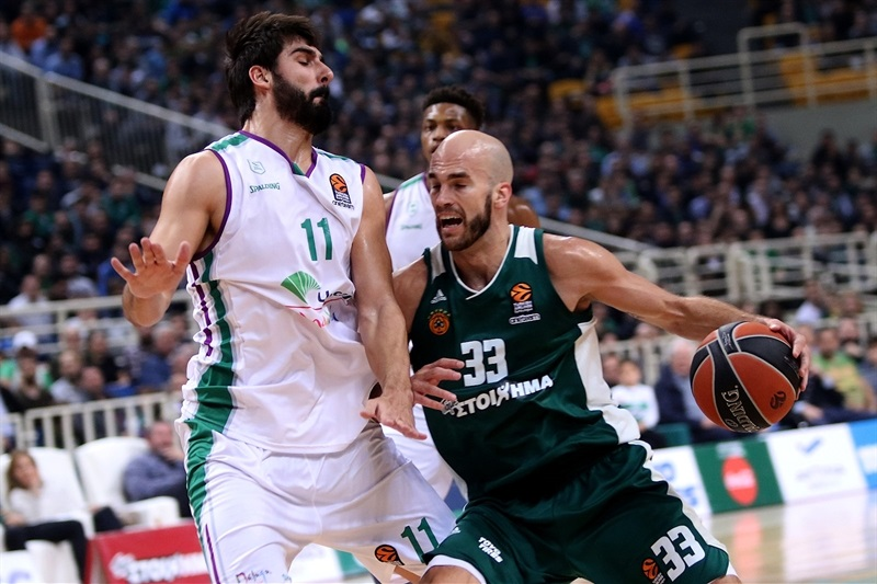 Прогноз на матч Евролиги «Уникаха» - «Панатинаикос»: не всякая «зелень» полезна