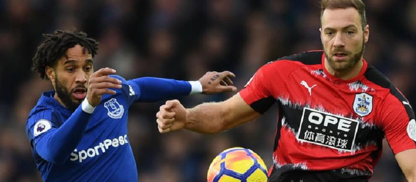 Everton - Huddersfield. Pontul lui IulianGGMU