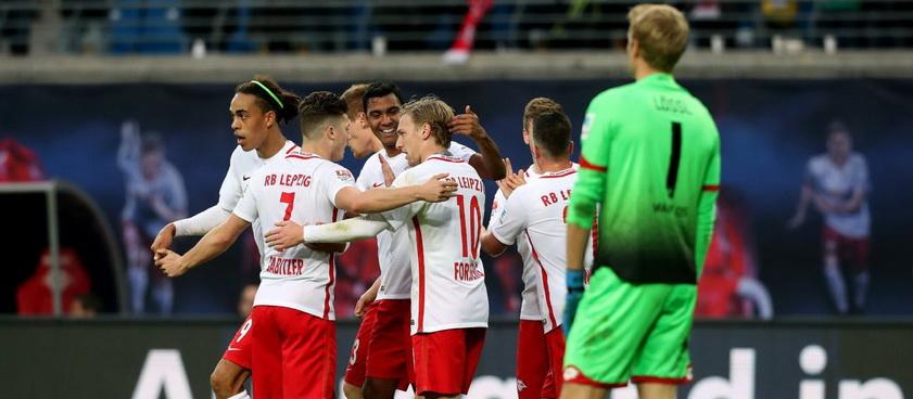 RB Leipzig - Hannover. Ponturi Pariuri Bundesliga