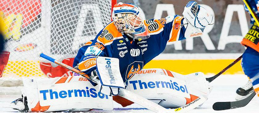 Прогноз на матч чемпионата Финляндии «Лукко» — «Таппара»: по силам ли остановить лидера?