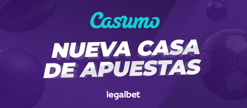 Casumo llega a España ¡No te pierdas esta nueva casa de apuestas!