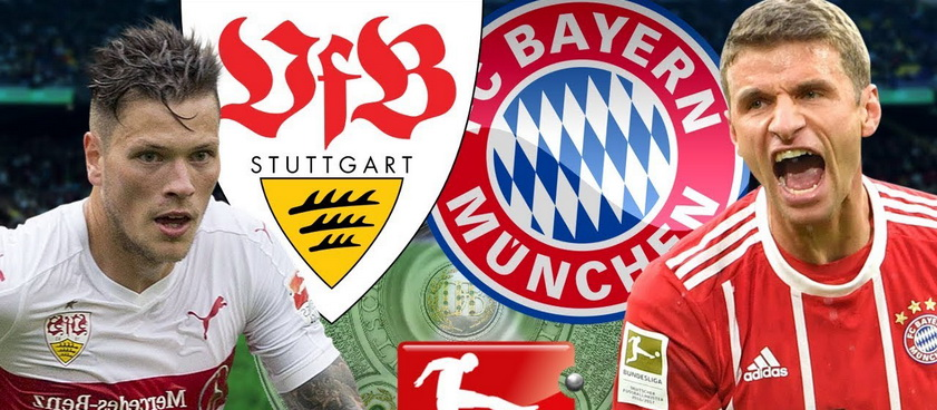 Stuttgart - Bayern Munchen
