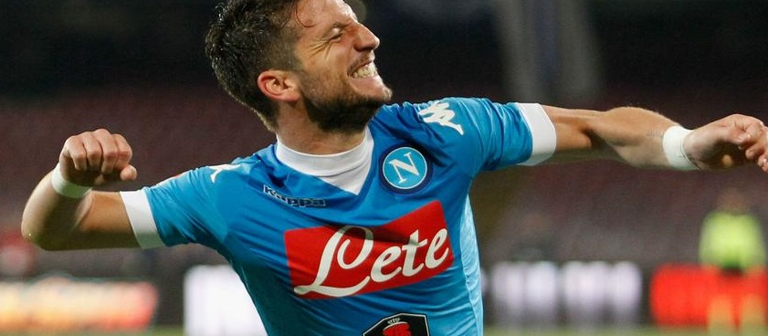 Sampdoria - Napoli. Pontul lui rossonero07