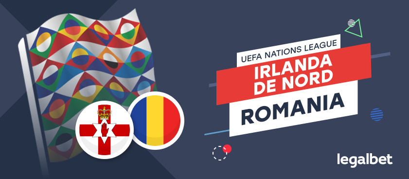Irlanda de Nord - România: cote la pariuri şi statistici