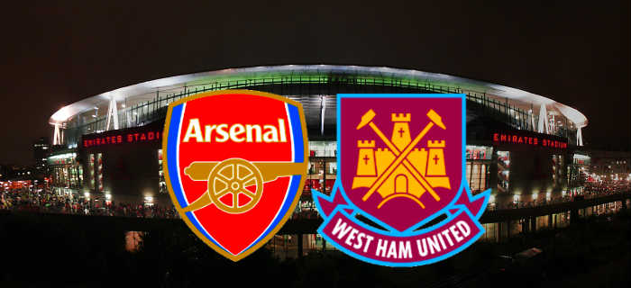 Арсенал - Вест Хэм: первая победа Арсенала!