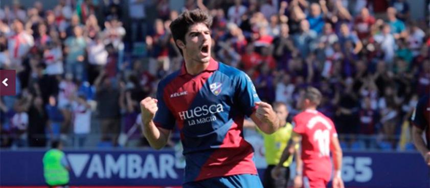 Pontul meu din fotbal Huesca vs Levante