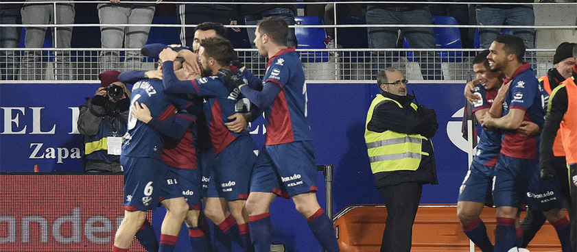 Pontul meu din fotbal Huesca vs Sevilla