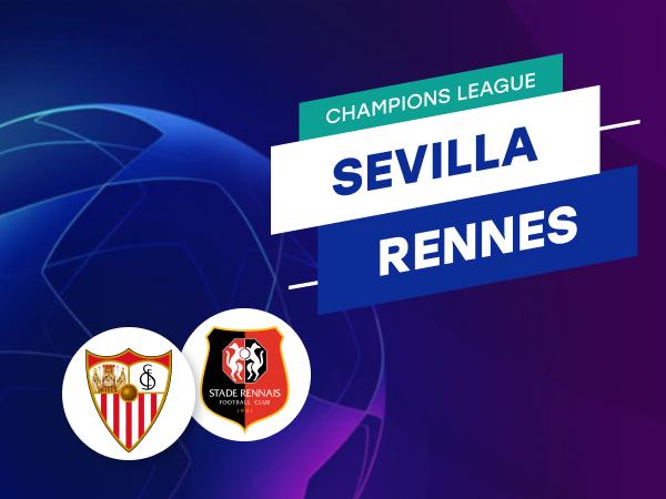 Antxon Pascual: Apuestas y cuotas Sevilla - Stade Rennais, Champions League 2020/21.