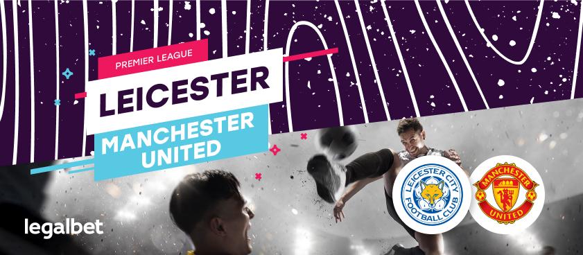 Previa, análisis y apuestas Leicester - Manchester United, Premier League 2020