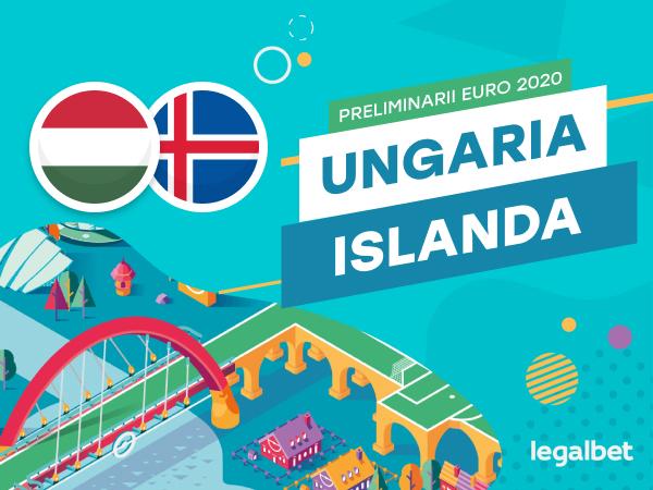 Maraz: Ungaria - Islanda : cote la pariuri, ponturi şi informaţii.