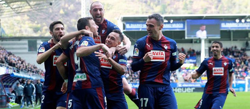 Pronosticul meu din fotbalul spaniol  Eibar vs Levante
