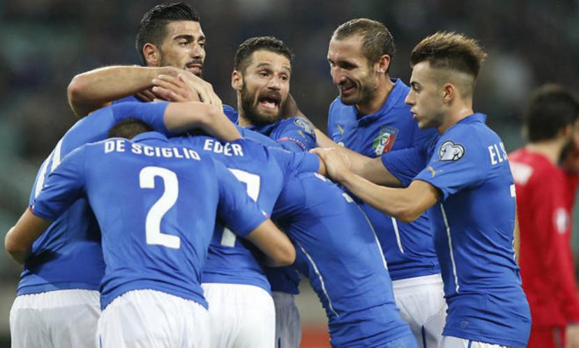 Italia are o cota foarte buna in meciul cu Germania