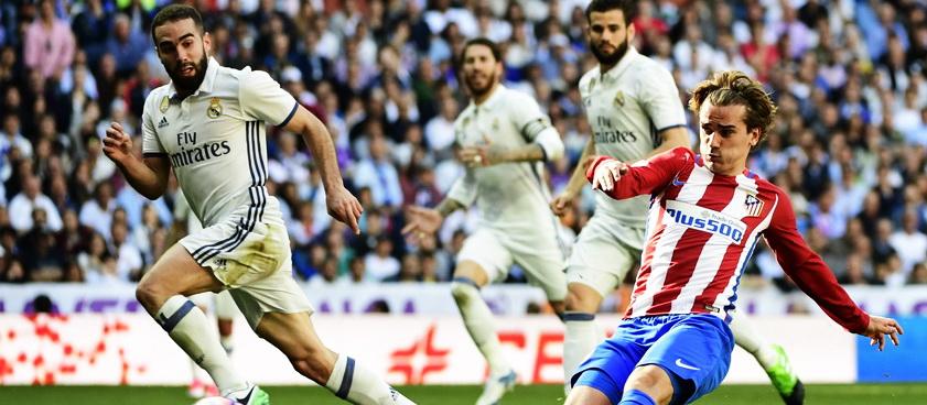 Real Madrid - Atletico Madrid. Ponturi Pariuri La Liga
