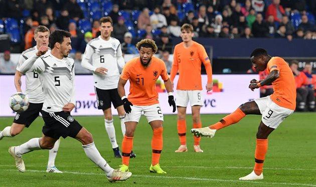 Нидерланды - Германия. Чего ждать от матча?