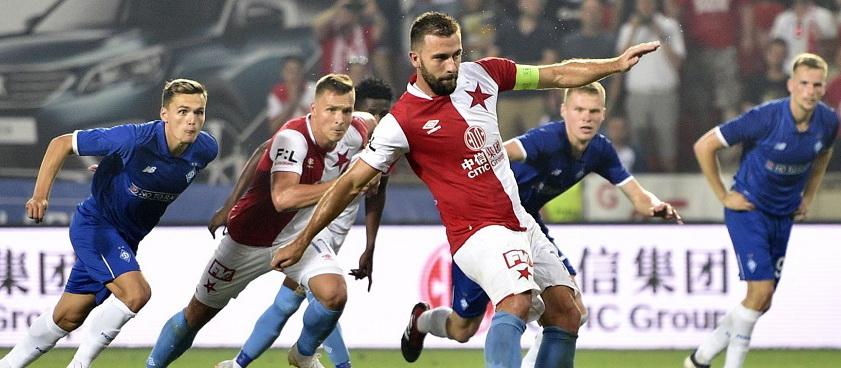 Dynamo Kiev - Slavia Praga. Pontul lui IulianGGMU