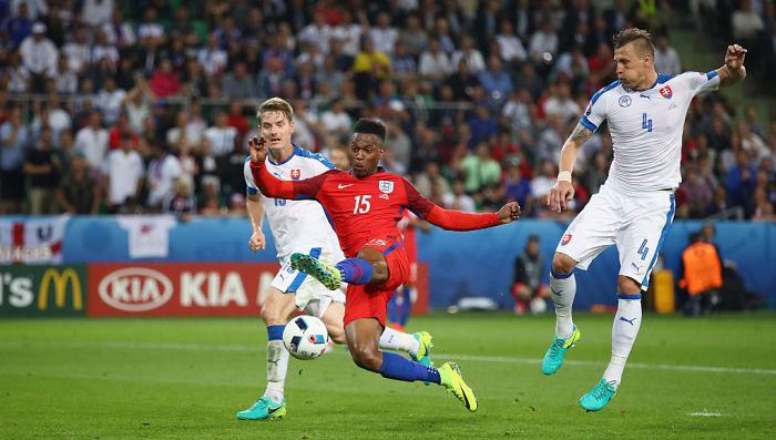 Прогноз на матч Англия - Словакия